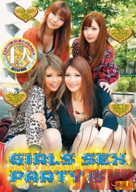 SAMA-623 Studio Skyu Shiroto GIRLS SEX PARTY 15