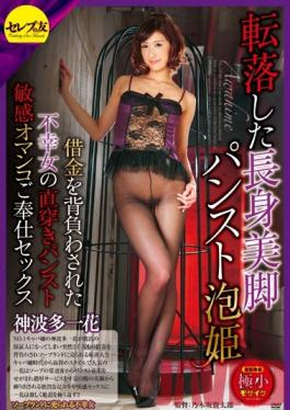 CETD-208 Studio Celeb no Tomo The Fallen Tall Bubble Princess With Beautiful Legs In Pantyhose. The Pantyless Sensitive Pussy In Pantyhose And The Servicing Sex Of The Unlucky Woman Who Was Saddled With Debt Ichika Kamihata