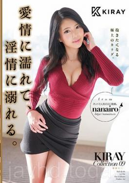 KRAY-009 Wet With Affection Drown In Horny ?. KIRAY Collection 09