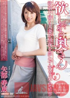 MDYD-862 Studio Tameike Goro Willing Unsatisfied Married Woman Looking For Adultery Love Affairs Day And Night Hisae Yabe