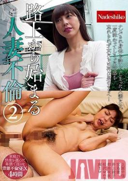 NASH-178 Studio Nadeshiko - Adultery With Married Woman Starting In The Street 2