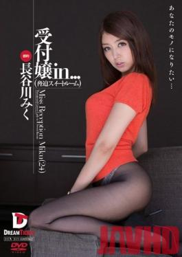 VDD-085 Studio Dream Ticket - Miss Reception in... The Torture Suite - Miss Reception Miku (24)